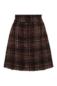 Tweed mini-skirt, Mini skirts Dolce & Gabbana woman