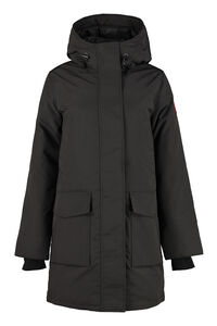 Canmore padded hooded parka, Down Jackets Canada Goose woman