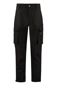 Cotton cargo-trousers, Casual trousers Givenchy man