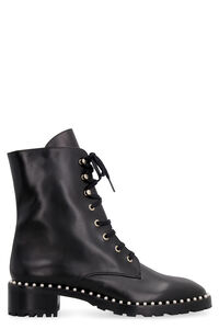 Allie leather combat boots, Ankle Boots Stuart Weitzman woman