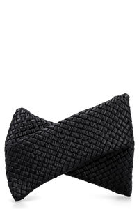 Clutch BV Crisscross in Intrecciato Nappa, Clutch Bottega Veneta woman