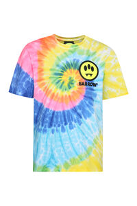 T-shirt in cotone Tie-Dye, T-shirt Barrow woman