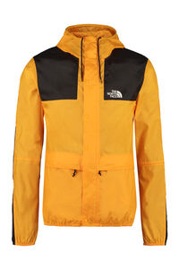 Hooded windbreaker, Raincoats And Windbreaker The North Face man