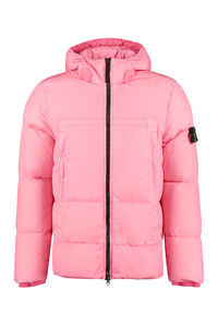 Full zip padded jacket, Down jackets Stone Island man