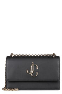 Bohemia leather mini crossbody bag, Clutch Jimmy Choo woman