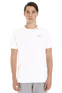 Crew-neck cotton T-shirt, Short sleeve t-shirts Off-White man