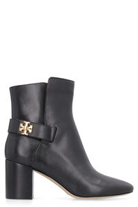 Kira leather ankle boots, Ankle Boots Tory Burch woman