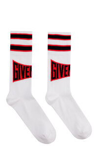 Cotton socks, Socks Givenchy man