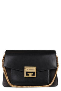 Suede and leather GV3 small bag, Shoulderbag Givenchy woman