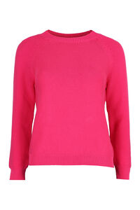 Renania cotton sweater, Crew neck sweaters Weekend Max Mara woman