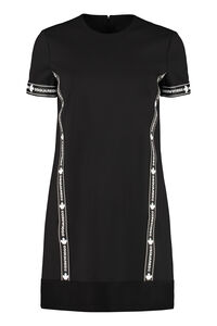 Wool sheath dress, Mini dresses Dsquared2 woman
