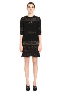 Open-knit dress, Mini dresses Alberta Ferretti woman