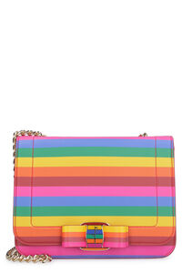 Vara bow Rainbow bag, Shoulderbag Salvatore Ferragamo woman