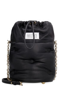 Glam Slam leather bucket bag, Bucketbag Maison Margiela woman