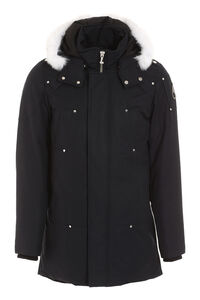 Stirling parka with fur trimmed hood, Parkas Moose Knuckles man