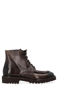 Triumph lace-up ankle boots, Lace-up boots Doucal's man