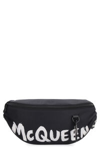 Harness oversize belt bag, Beltbag Alexander McQueen man