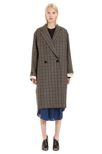 Double-breasted wool coat, Knee Lenght Coats Stella McCartney woman