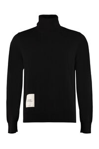 Wool and cachemire turtleneck pullover, Turtleneck Maison Margiela man