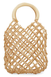 Emmie Net bag, Top handle Cult Gaia woman
