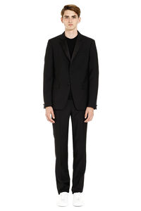 Wool and mohair two piece suit, Suits Givenchy man