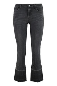 Selena stretch jeans, Flared Jeans J Brand woman