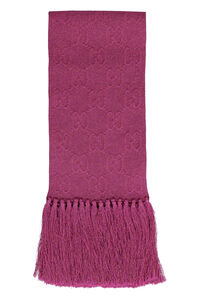 Fringed scarf, Scarves Gucci woman
