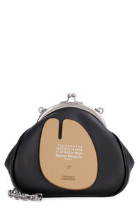Tabi leather crossbody bag, Shoulderbag Maison Margiela woman