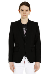 Blazer in lana stretch, Blazer Dsquared2 woman