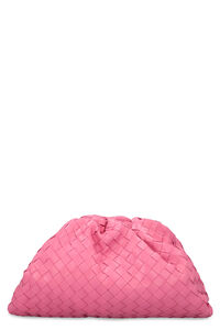 The Pouch Intrecciato Nappa clutch bag, Clutch Bottega Veneta woman