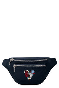 Embroidered nylon belt bag, Beltbag Kenzo man