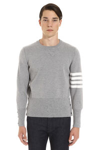 Wool pullover, Crew necks sweaters Thom Browne man