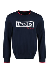 Cotton crew-neck sweater, Crew necks sweaters Polo Ralph Lauren man