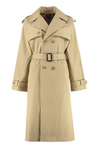 Simone cotton trench coat, Raincoats And Windbreaker A.P.C. woman