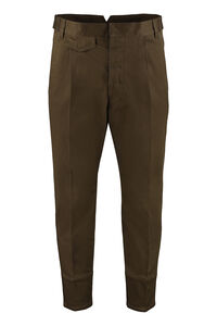 Stretch cotton trousers, Casual trousers Dsquared2 man