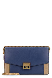 GV3 leather mini crossbody bag, Clutch Givenchy woman