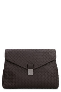 Intrecciato document case, Briefcases Bottega Veneta man