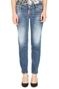 Jennifer cropped jeans, Cropped Jeans Dsquared2 woman