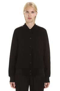'Tiger' embroidered bomber jacket, Bomber Kenzo woman
