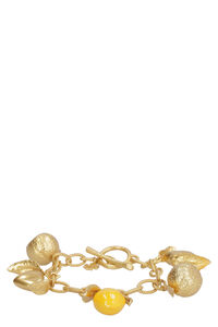 Lemon charm bracelet, Bracelets Tory Burch woman