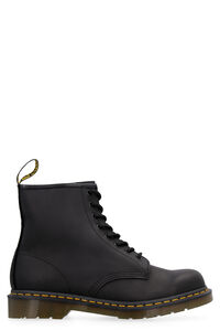 1460 leather combat-boots, Ankle Boots Dr. Martens woman