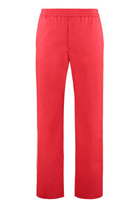 Cotton blend trousers, Casual trousers Gucci man