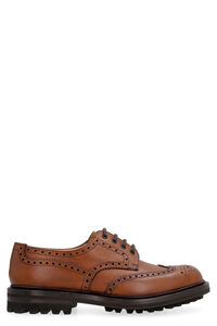 MC Pherson LW leather brogue derby shoes, Formal Shoes Church's man