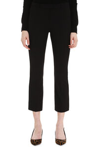 Umanita cotton cropped trousers, Trousers suits S Max Mara woman