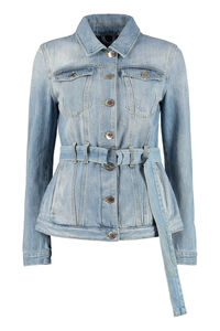 Julia denim jacket, Denim Jackets Pinko woman