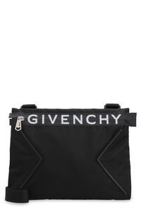 Messenger bag Spectre in pelle e nylon, Messenger Givenchy man
