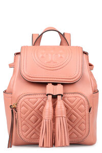 Faux leather backpack, Backpack Tory Burch woman