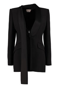 Single-breasted blazer, Blazers Alexander McQueen woman