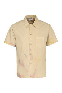 Short sleeves cotton shirt, Short sleeve Shirts John Elliot man