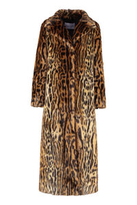Kylie faux fur coat, Faux Fur and Shearling Stand Studio woman